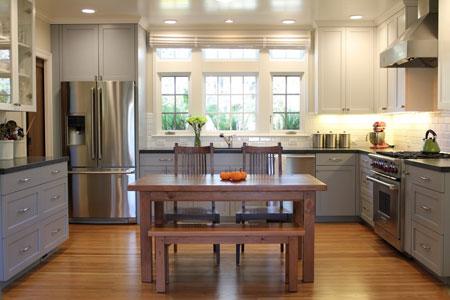 دکوراسیون آشپزخانه های مدرن 2014