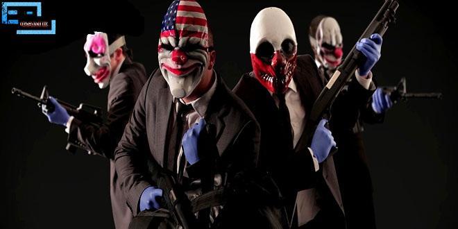 جنایتکاران آمریکایی | تریلری جدید از عنوان Payday 2 منتشر شد