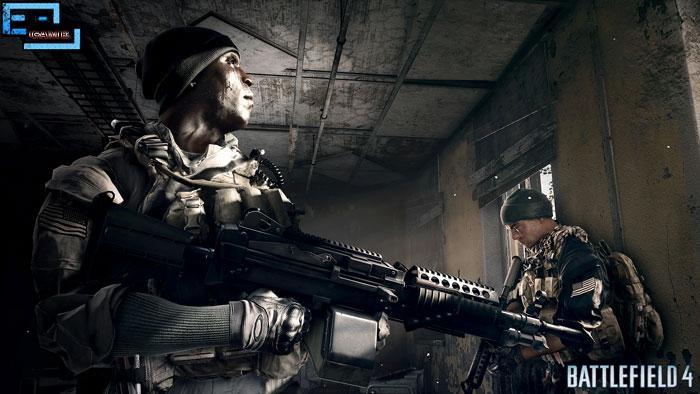 دانلود عنوان Battlefield 4 برای PC   نسخه معتبر Reloaded اضافه گردید