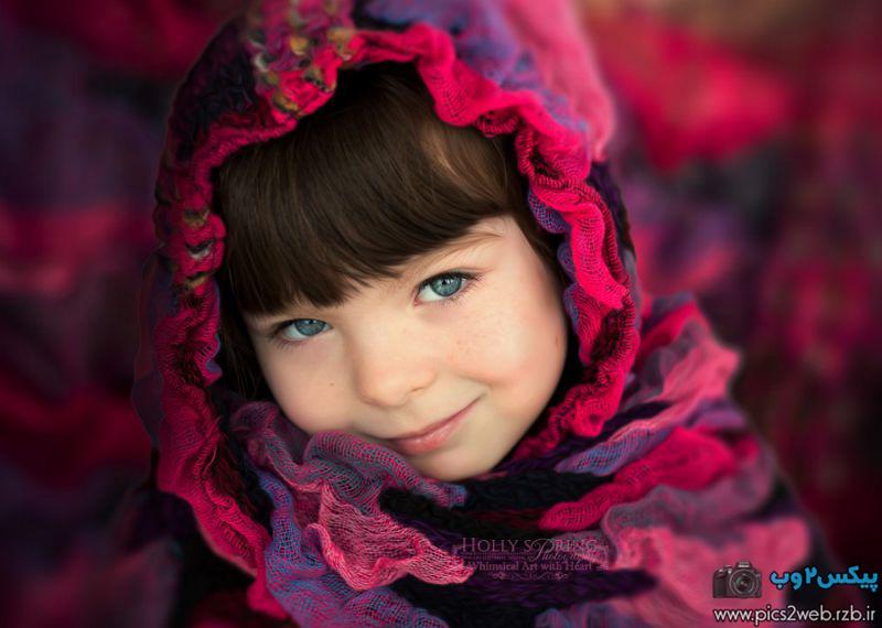عکس دختر بچه ناز