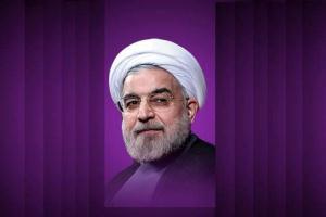 رییس جمهور ایران با این چهره وارد ایران شد+تصویر
