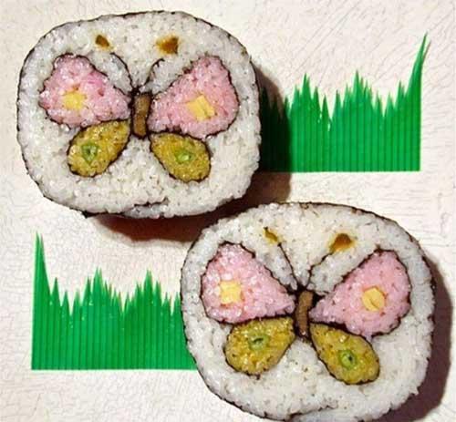 طراحي هاي جالب سوشي