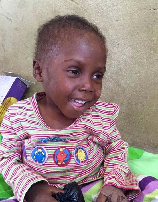 نجات کودک دو ساله از مرگ