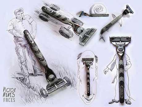 ابتکارات جالب با استفاده از ساده ترین اشیاء