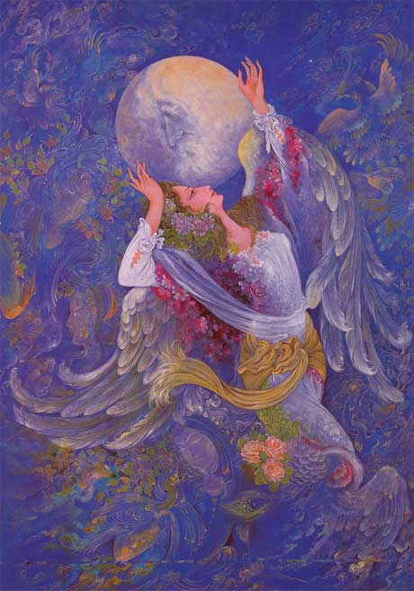 نقاشی مینیاتور ایرانی