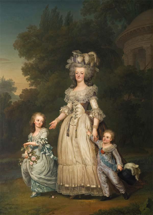 ماری آنتوانت ملکۀ منفور فرانسه