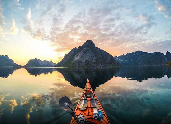عکس هاي زيبا و ديدني از آبدره هاي شگفت انگيز نروژ