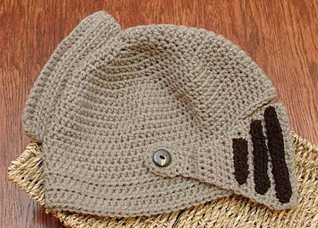 کلاه بافتني شواليه