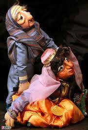 عروسک گردانی
