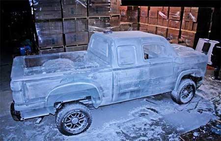 ماشین یخی