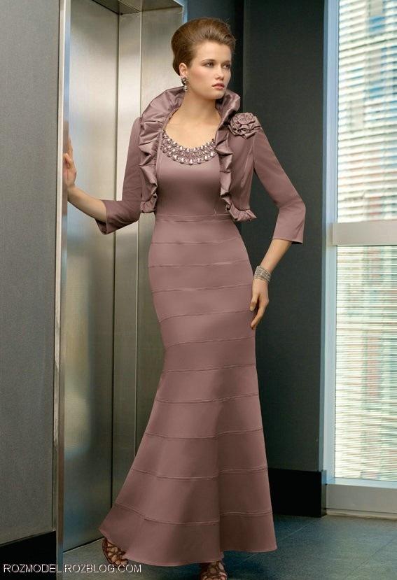 مدل جديد لباس نامزدي
