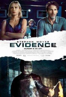 دانلود زیرنویس فارسی فیلم Evidence 2013