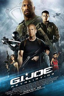 دانلود زیرنویس فارسی فیلم G.I. Joe Retaliation 2013
