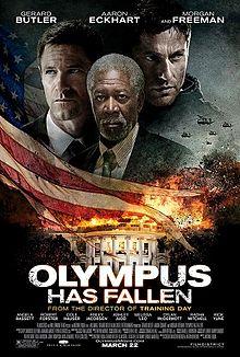 دانلود زیرنویس فارسی فیلم Olympus Has Fallen