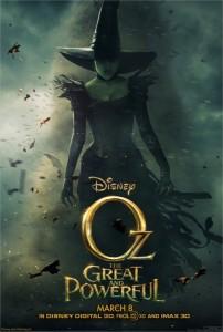 دانلود زیرنویس فارسی فیلم Oz the Great and Powerful 2013