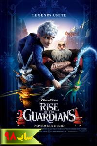 دانلود زیرنویس فارسی فیلم Rise Of The Guardians 2012