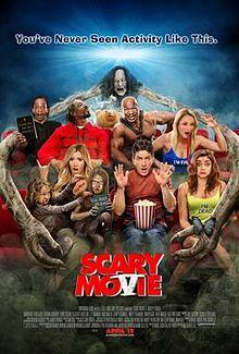 دانلود زیرنویس فارسی فیلم Scary Movie 5 2013