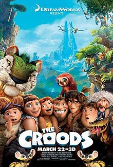 دانلود زیرنویس فارسی فیلم The Croods