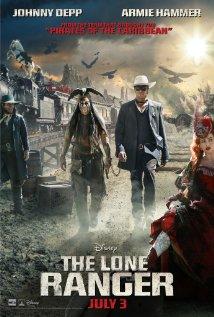 دانلود زیرنویس فارسی فیلم lone ranger 2013