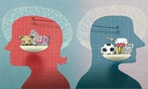 طنز: رفتار خانم ها و آقایان