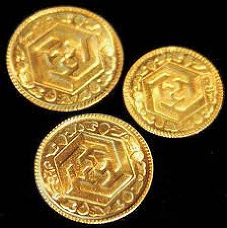 قیمت سکه و طلا در بازار ایران 93/07/06