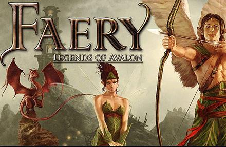 دانلود ترینر و رمزهای بازی Faery Legends Of Avalon