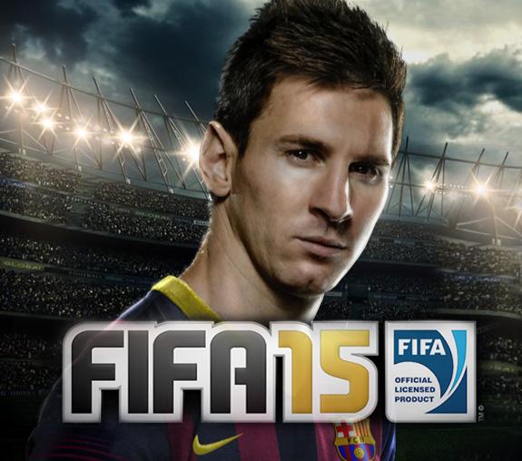 دانلود ترینر سالم بازی فیفا FIFA 15
