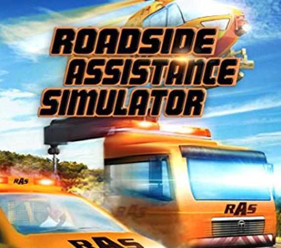 دانلود کرک بازی Roadside Assistance Simulator