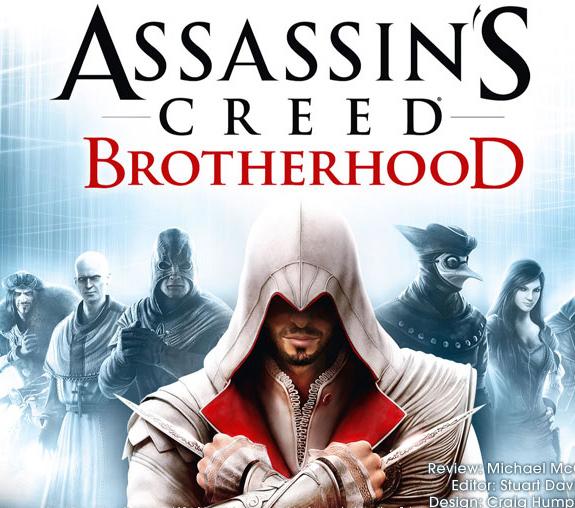 دانلود ترینر بازی اساسین کرید برادرهود Assassins Creed Brotherhood