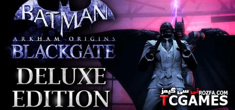 کرک سالم بازی Batman Arkham Origins Blackgate Deluxe