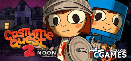 کرک بازی Costume Quest 2
