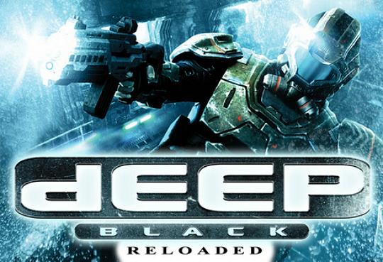 دانلود ترینر بازی Deep Black Reloaded