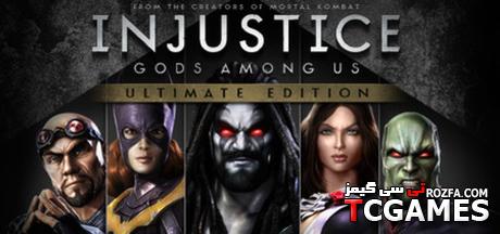 کرک بازی Injustice Gods Among Us - Ultimate Edition