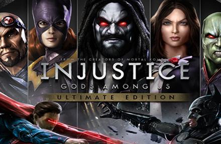 دانلود کرک بازی Injustice Gods Among Us - Ultimate Edition