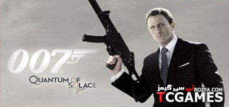 ترینر بازی James Bond 007 Quantum of Solace