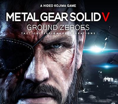 دانلود ترینر و رمزهای بازی Metal Gear Solid V Ground Zeroes