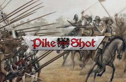 دانلود کرک بازی Pike and Shot