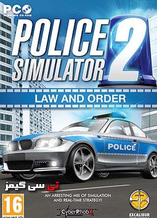 دانلود کرک بازی Police Simulatоr 2 با لینک مستقیم