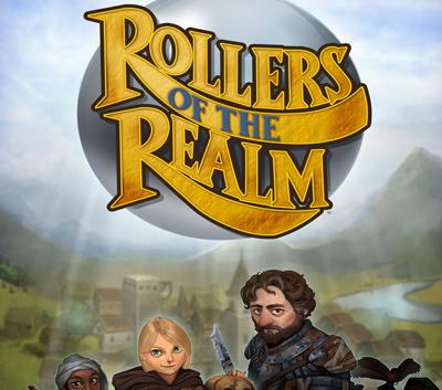 دانلود کرک بازی Rollers of the Realm - تی سی گیمز