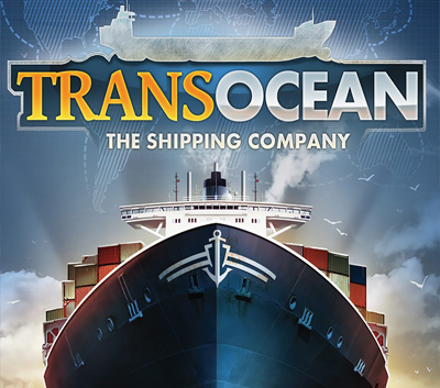 دانلود کرک بازی TransOcean The Shipping Company