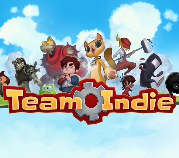 دانلود کرک بازی Team Indie