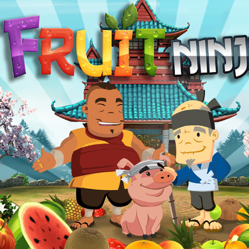 دانلود کرک بازی Fruit Ninja
