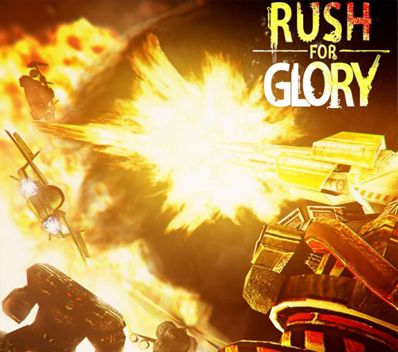 دانلود کرک بازی Rush for Glory