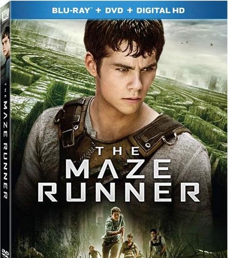 دانلود فیلم خارجی دونده پیچ و خم The Maze Runner 2014