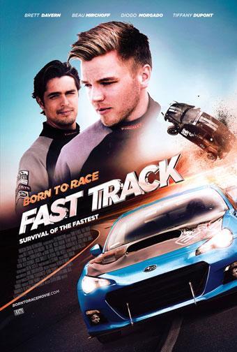 دانلود فیلم Born to Race Fast Track 2014 با لینک مستقیم