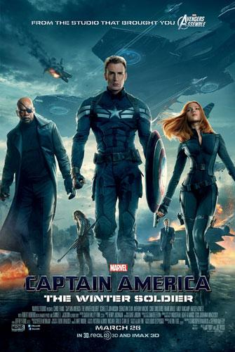 دانلود فیلم کاپیتان آمریکا Captain America The Winter Soldier 2014