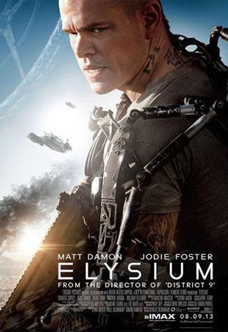دانلود دوبله فارسی فیلم تبعیض – Elysium 2013