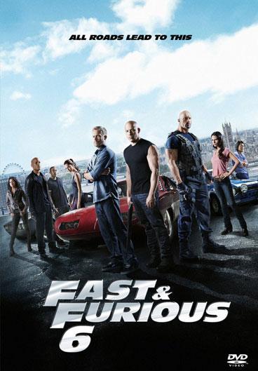 دانلود فیلم سریع و خشن ۶ دوبله فارسی Fast And Furious 6