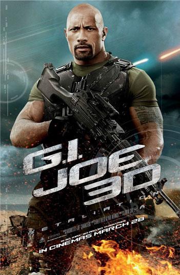 دانلود دوبله فارسی فیلم G.I. Joe: Retaliation 2013