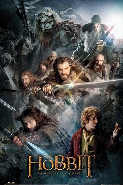 دانلود دوبله فارسی فیلم هابیت: سفری غیر منتظره The Hobbit: An Unexpected Journey 2012